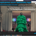 video explicativo envio wetransfer