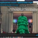 video explicativo envio wetransfer